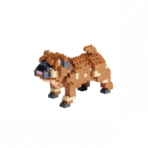 Pug TICO Mini Building Bricks