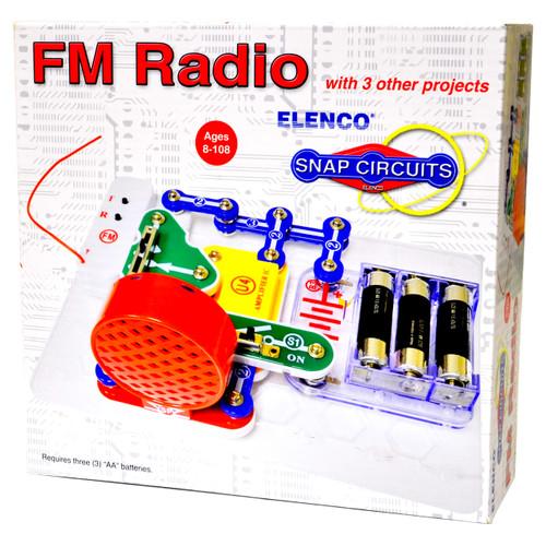 Snap Circuits FM Radio