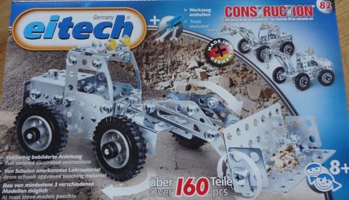 Wheel Loader Construction Set Eitech