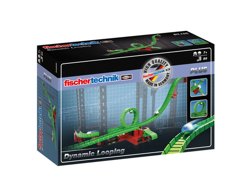 Dynamic Looping Fischertechnik PROFI PLUS Marble Run