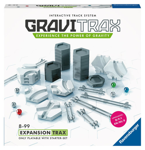 Gravitrax Expansion Trax Set Marble Run