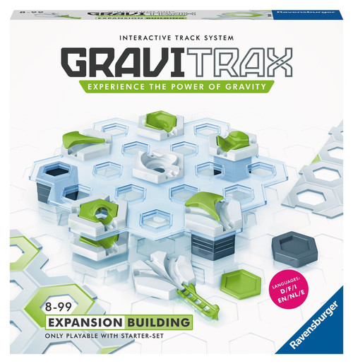 Gravitrax Expansion Building Set Marble Run