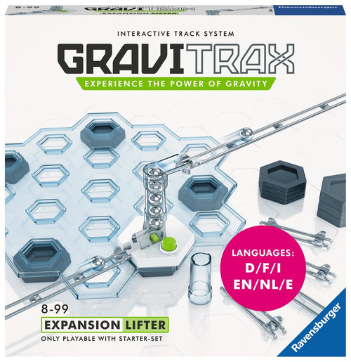 Gravitrax Expansion Lifter Marble Run