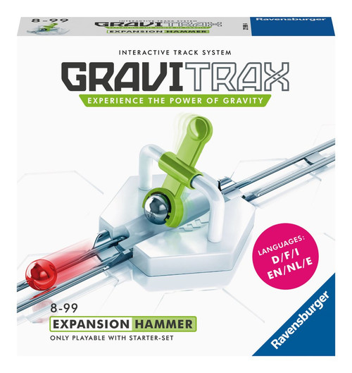 Gravitrax Expansion Hammer Marble Run