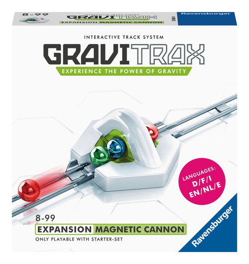 Gravitrax Expansion Magnetic Cannon Marble Run