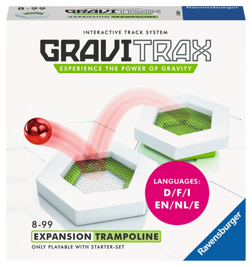 Gravitrax Expansion Trampoline Marble Run