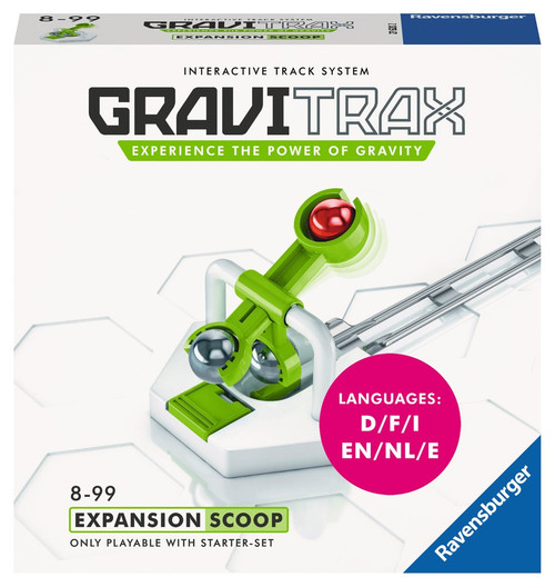 Gravitrax Expansion Scoop Marble Run