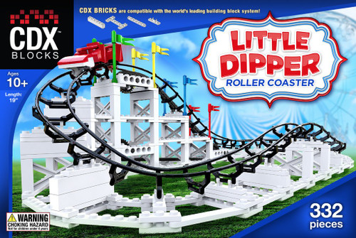 Little Dipper Roller Coaster CDX Blocks