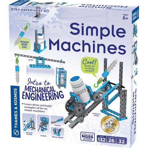Simple Machines STEM Experiment Kit