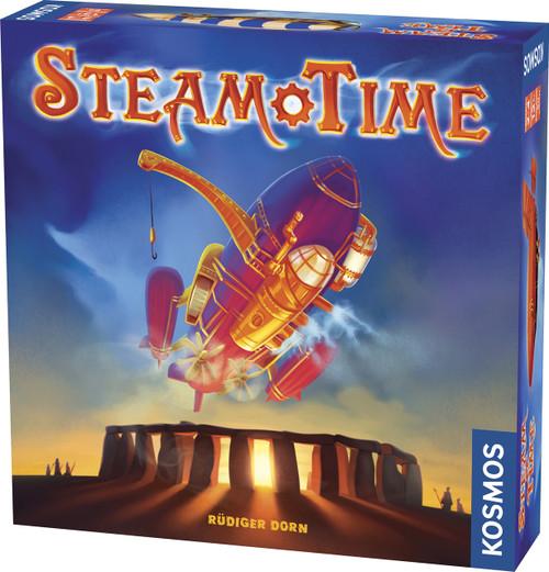 Steam Town Game