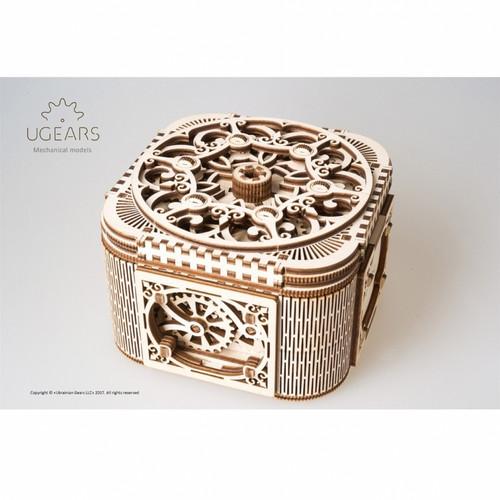 Treasure Box UGEARS
