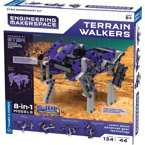 Terrain Walker Engineering Makerspace Kit
