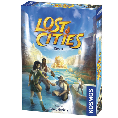 Lost Cities Rivals Game