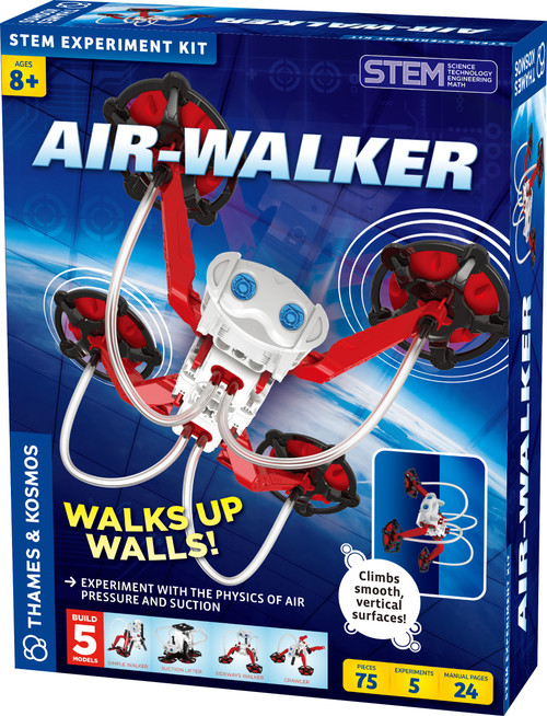 Air Walker STEM Experiment Kit