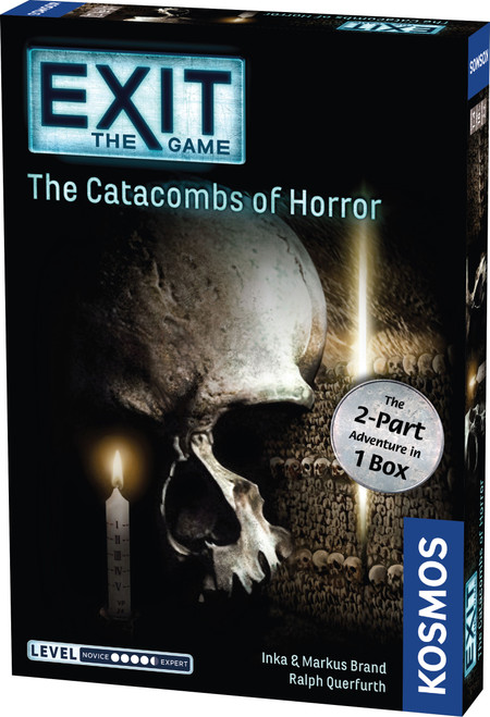 The Catacombs of Horror Exit the Game