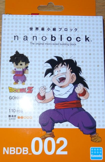 Gohan DragonBall Z Nanoblock