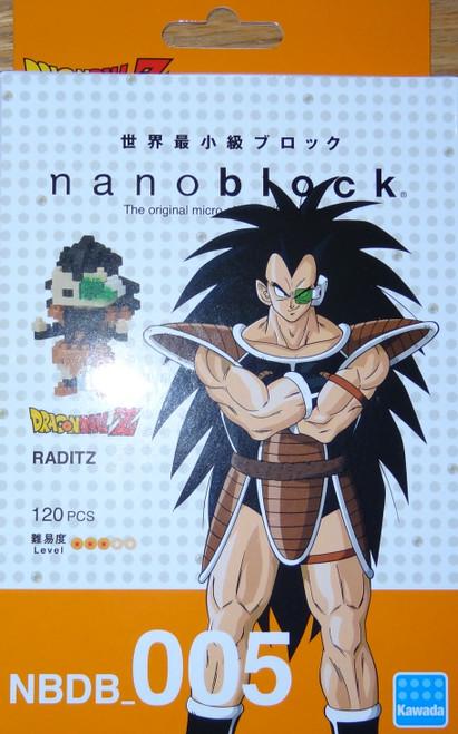 Raditz DragonBall Z Nanoblock