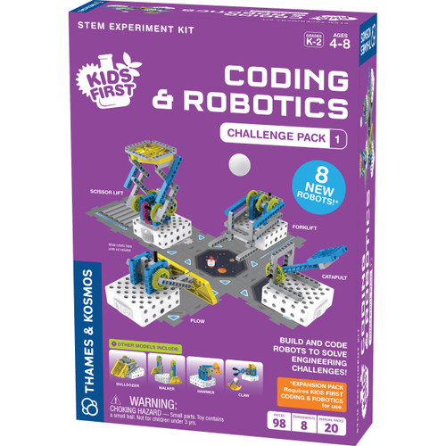 Kids First Coding & Robotics Challenge Pack 1 Add on