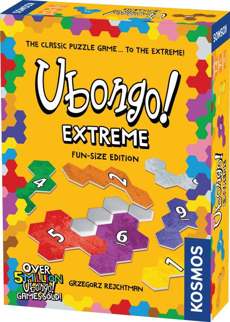 Ubongo Extreme Fun-Size Geometric Puzzle Game