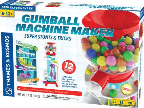 Gumball Machine Maker STEM Experiment Kit