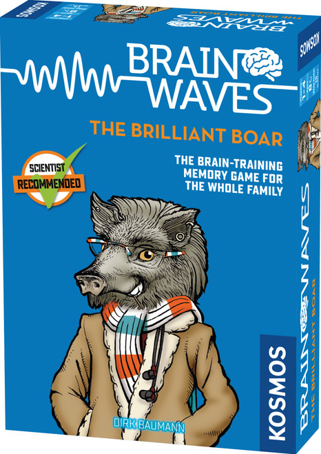 The Brilliant Boar Brain waves Game