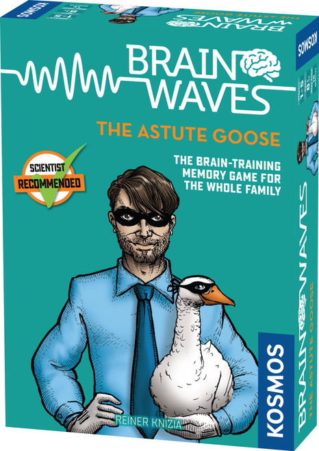 The Astute Goose Brainwaves Game