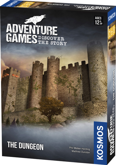 The Dungeon Adventure Game