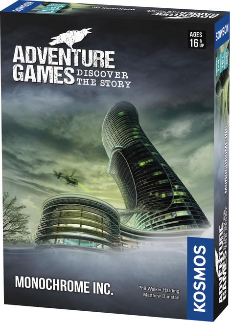 Monochrome Inc. Adventure Game
