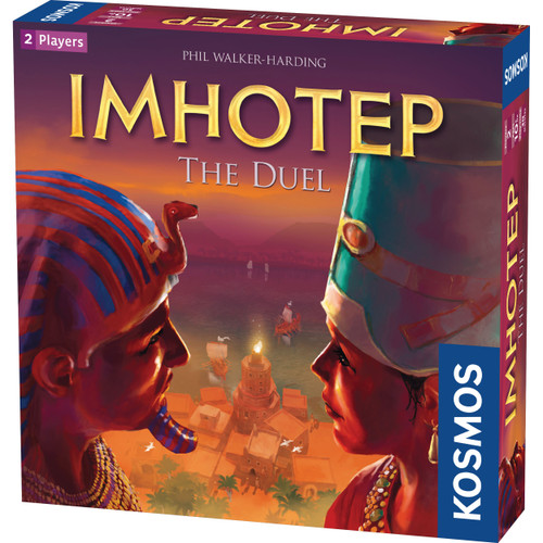 Imhotep The Duel Game