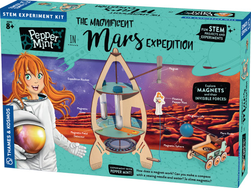 Pepper Mint The Magnificent Mars Expedition