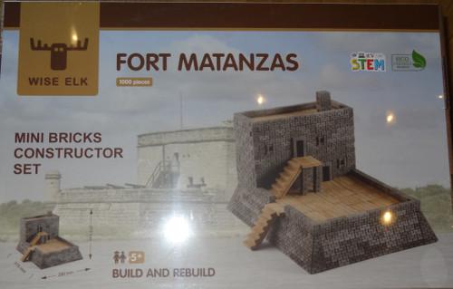 Fort Matanzas Wise Elk