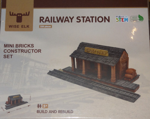 Railway Station Wise Elk