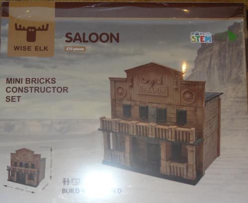 Saloon Wise Elk