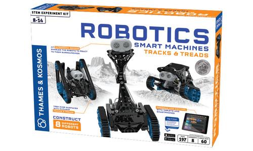 Robotics Smart Machines Tracks & Treads