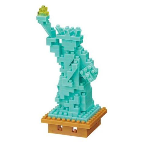 Statue of Liberty Nanoblock 160 PCS.