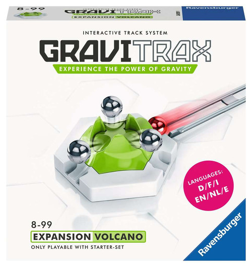 Gravitrax Expansion Volcano Marble Run