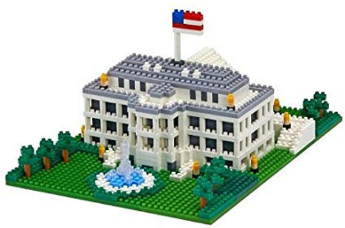 White House TICO Mini Building Bricks