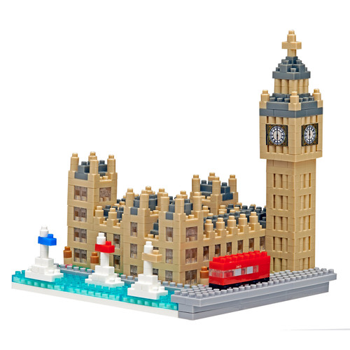 Big Ben TICO Mini Building Bricks