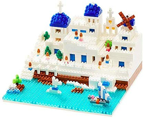 Agean Sea TICO Mini Building Bricks