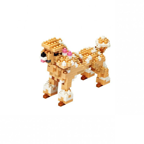 Poodle TICO Mini Building Bricks