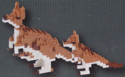 Kangaroo TICO Mini Building Bricks