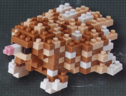 Echidna TICO Mini Building Bricks