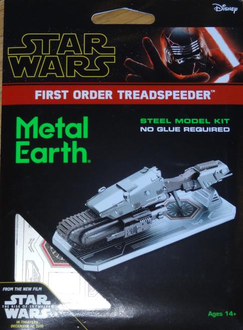 First Order Treadspeeder Star Star Wars Metal Earth