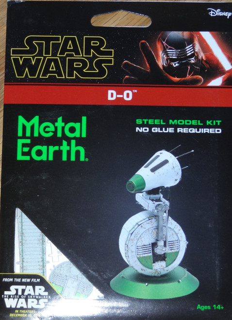 D-O Star Star Wars Metal Earth