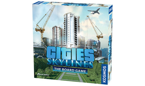 Cities Skylines Board Game