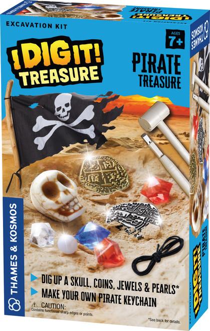 Pirate Treasure I Dig It! Excavation Kit