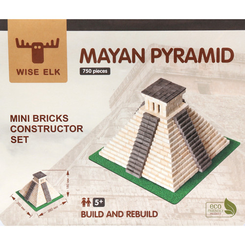Mayan Pyramid Wise Elk