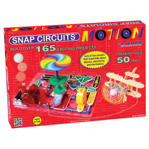 Snap Circuits Motion 165