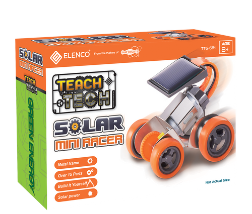 Solar Mini Racer Teach Tech Kit