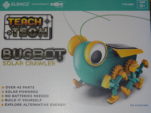 Bugbot Solar Crawler Teach Tech Kit